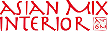 Asian Mix Interior Logo